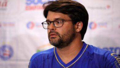 Photo of Bellintani assume culpa pelo momento ruim do Bahia e joga a toalha na briga pela Libertadores