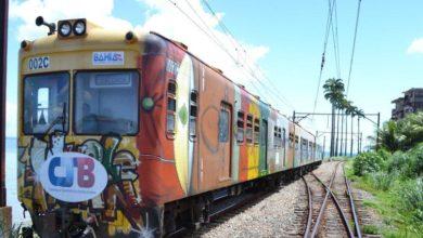 Photo of Sistema ferroviário de Salvador para após único trem em operação quebrar