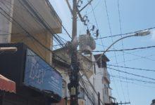 Photo of URGENTE! Morador flagra curto-circuito em fios da rede elétrica na Santa Cruz; veja