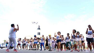 Photo of União Santa Cruz promove Aulão de Zumba no Farol da Barra