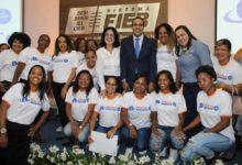 Photo of Formatura: Cerimônia marca a entrega de certificados de conclusão do curso de capacitação Marias da Construção em Salvador
