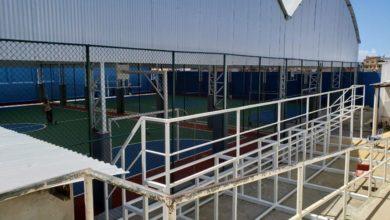 Photo of Obras de melhorias na Escola Teodoro Sampaio estão na reta final