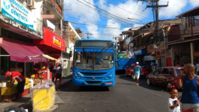 Photo of Transalvador libera o acesso da ladeira da Santa Cruz e Ônibus voltam a circular no bairro