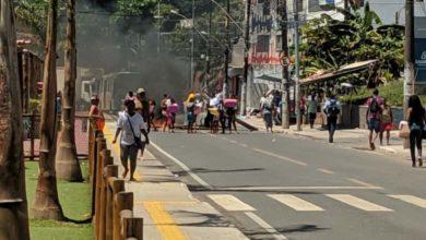Photo of Vale das Pedrinhas: após protesto, ônibus não circulam no bairro; veja