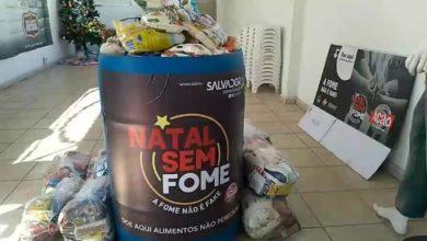 Photo of Campanha Natal sem Fome recebe alimentos não perecíveis até dia 22; veja como doar