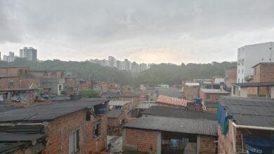 Photo of Chove em Salvador após órgãos emitirem alerta de temporal