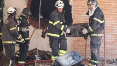 Photo of Incêndio atinge loja comercial na Avenida Juracy Magalhães em Salvador