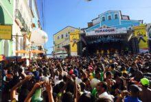Photo of Pelourinho recebe festival do Olodum aberto ao público neste final de semana