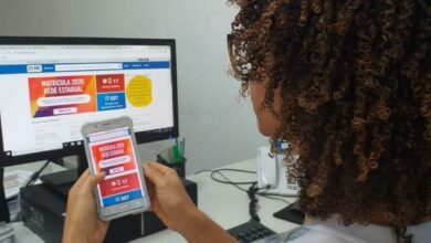 Photo of Matrícula na rede estadual de ensino começa nesta segunda-feira (20)