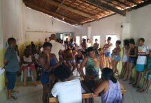 Photo of União Santa Cruz recebe doação de alimentos do Programa Mesa Brasil SESC e distribui para famílias do Nordeste de Amaralina