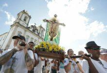 Photo of Confira o translado da imagem peregrina do Senhor do Bonfim