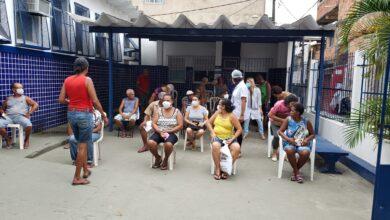 Photo of Unidade de Saúde do Bairro da Santa Cruz é ponto de vacinação contra gripe