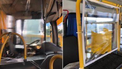 Photo of Ônibus de Salvador ganham proteções para motoristas e cobradores