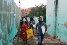 Photo of União Santa Cruz distribui máscaras de tecido a moradores da Santa Cruz