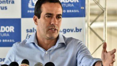 Photo of Após diagnóstico de motorista, Bruno Reis testa negativo para Covid-19