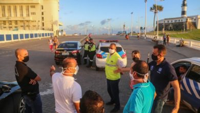 Photo of Interdição da orla entre a Barra e Ondina começa nesta terça-feira (16)