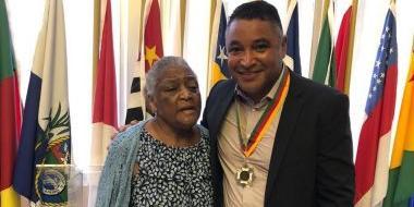 Photo of Morre aos 83 anos Ione Machado, mãe do técnico Roger Machado