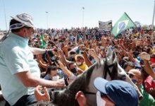 Photo of Bolsonaro diz estar com 'mofo no pulmão' após relatar mal-estar