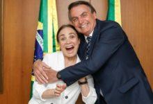 Photo of Ficou na promessa: 46 dias após deixar secretaria, Regina Duarte ainda não foi nomeada na Cinemateca