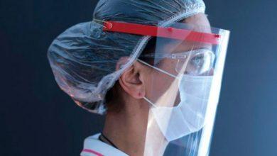 Photo of Escudo facial só vale se estiver acompanhado por máscaras