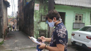 Photo of Prefeitura realiza visita técnica nos bairros da Santa Cruz e Chapada do Rio Vermelho