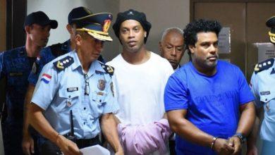 Photo of MP do Paraguai pede que Ronaldinho e irmão paguem 200 mil dólares por crime de falsificação