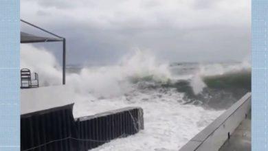 Photo of Dissipação de ciclone pode provocar mau tempo, com ventos de 75 km/h e ondas de até 3 metros no sul da Bahia