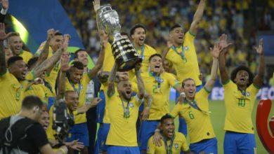 Photo of Conmebol divulga jogos da Copa América e libera trocas para mata-mata