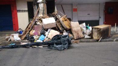 Photo of Casos de descarte irregular de lixos chamam a atenção na Santa Cruz