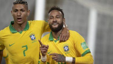 Photo of Brasil vira contra o Peru e vence por 4 a 2 nas Eliminatórias