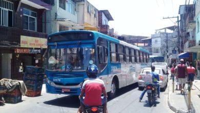 Photo of Ônibus quebra e deixa trânsito lento no bairro da Santa Cruz