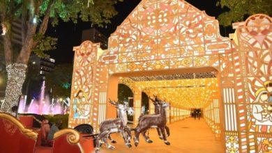 Photo of Decoração de natal no Campo Grande só poderá ser visitado através de agendamento