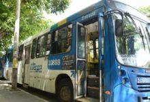 Photo of Após ação da PM, rodoviários suspendem circulação de ônibus no bairro da Santa Cruz