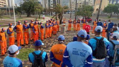 Photo of URGENTE! Trabalhadores de limpeza urbana de Salvador ameaçam parar e cobram melhorias para enfrentar pandemia