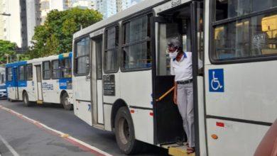 Photo of Ônibus da linha Calçada Bonfim – Santa Cruz quebra no bairro da Pituba em horário de pico