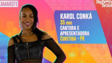 Photo of Karol Conká é eliminada do BBB21