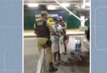 Photo of Ambulante é detido na Estação Aeroporto por descumprir toque de recolher